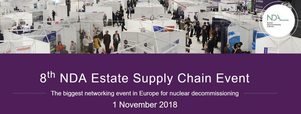 NDA Estate Supply Chain Event