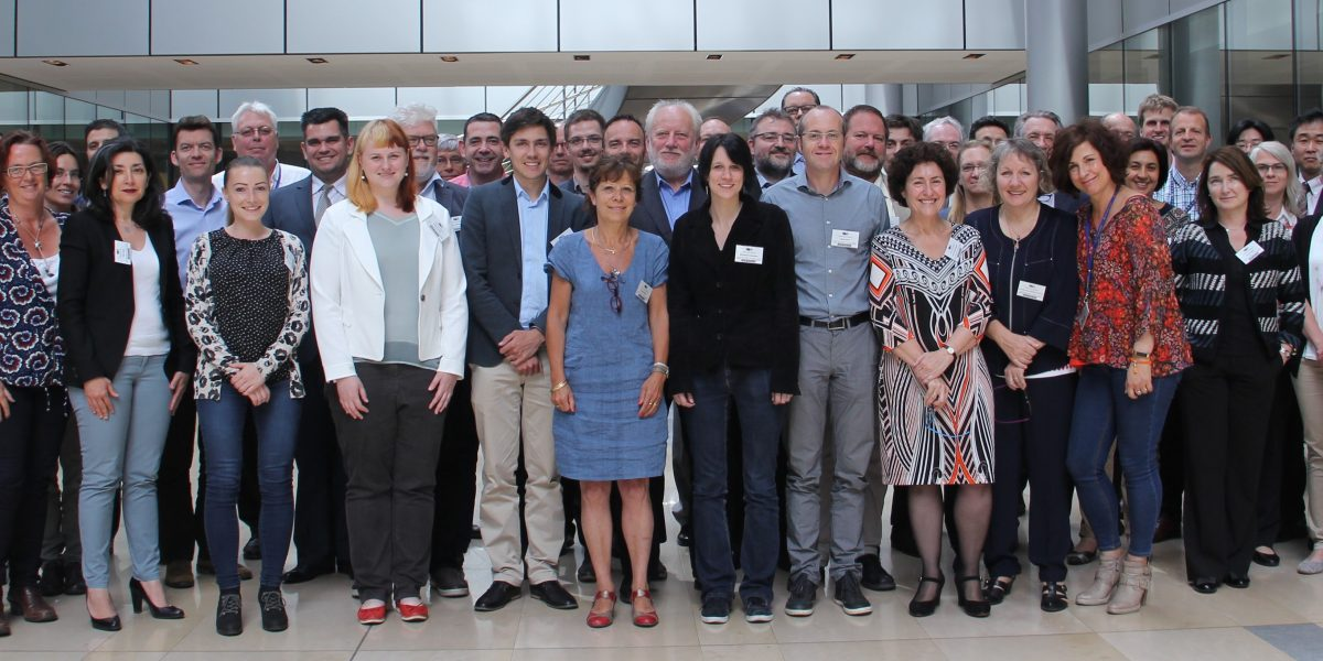 H2020 INSIDER kickoff meeting Brussels