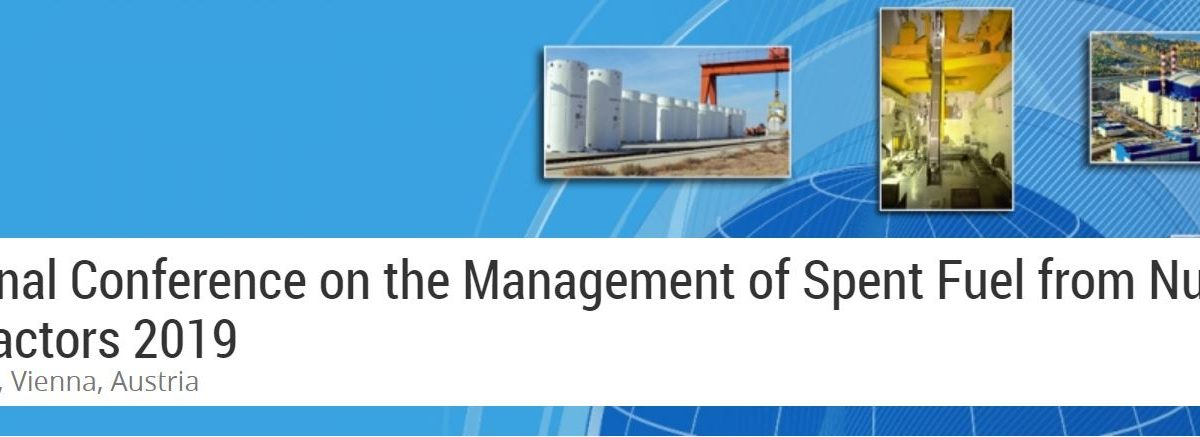 Conference on the Management of Spent Fuel 2019