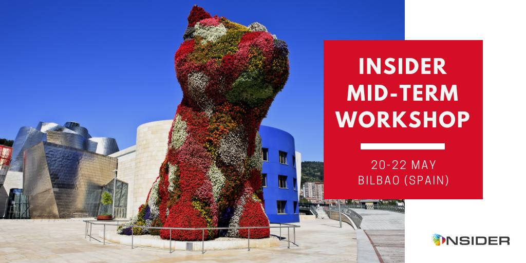 INSIDER mid-term workshop